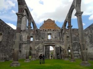 Interior del Ex Convento