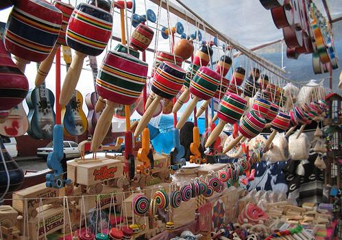 Tradicionales Juguetes Mexicanos