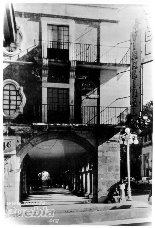 Portal Iturbide