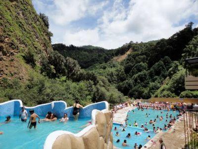 Aguas Termales, Chignahuapan