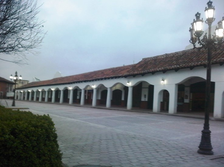Los Portales de Chignahuapan