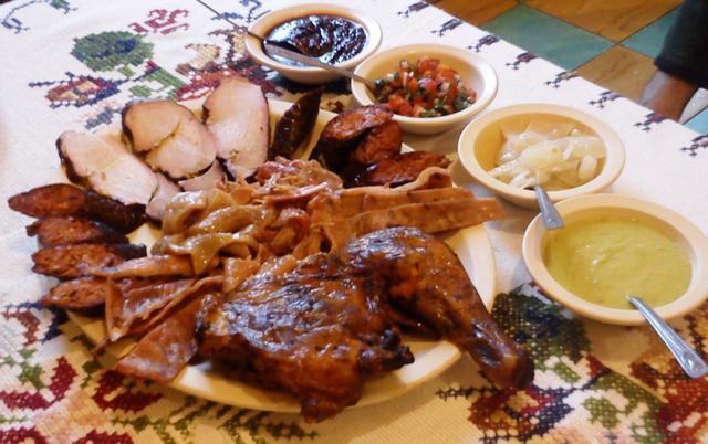 Carnes Ahumadas