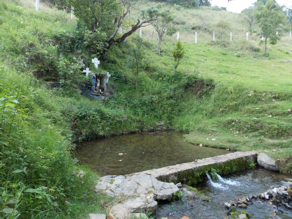 Manantial de Xiliaco