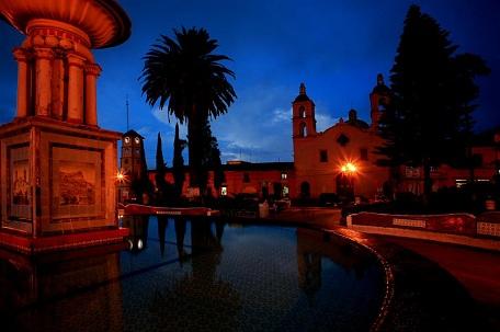 Plaza de Armas Tlatlahiquitepec