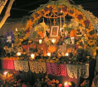Altar de Muertos de Xicotepec