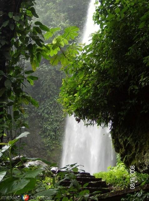 Cascadas Xicotepec