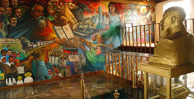 Murales de Xicotepec