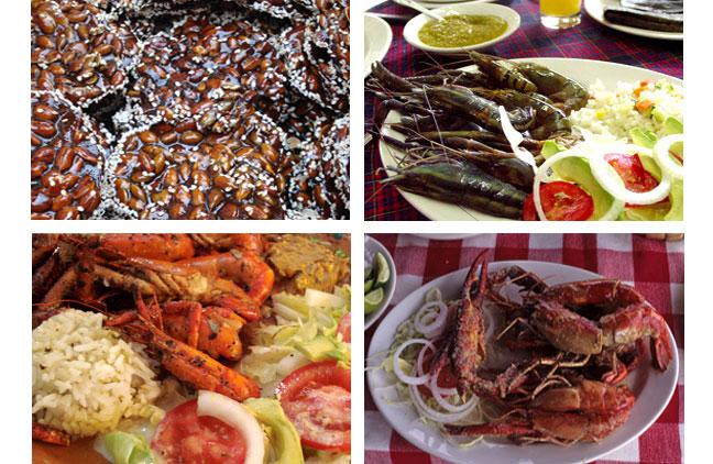 Gastronimia de Cuetzalan
