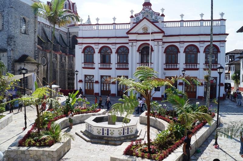 Palacio Municipal Cuetzalan