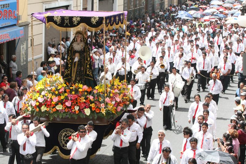 Semana Santa en Puebla