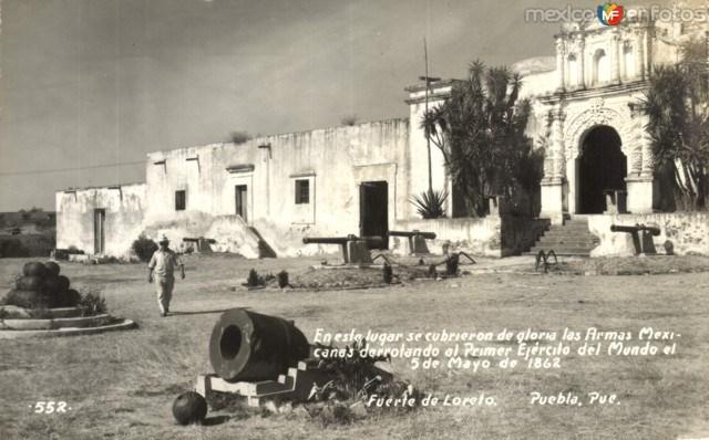 Fuertes de Loreto y Guadalupe Puebla