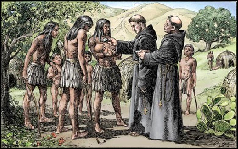 Conquista de los Aztecas