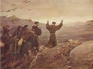 Orden de Franciscanos