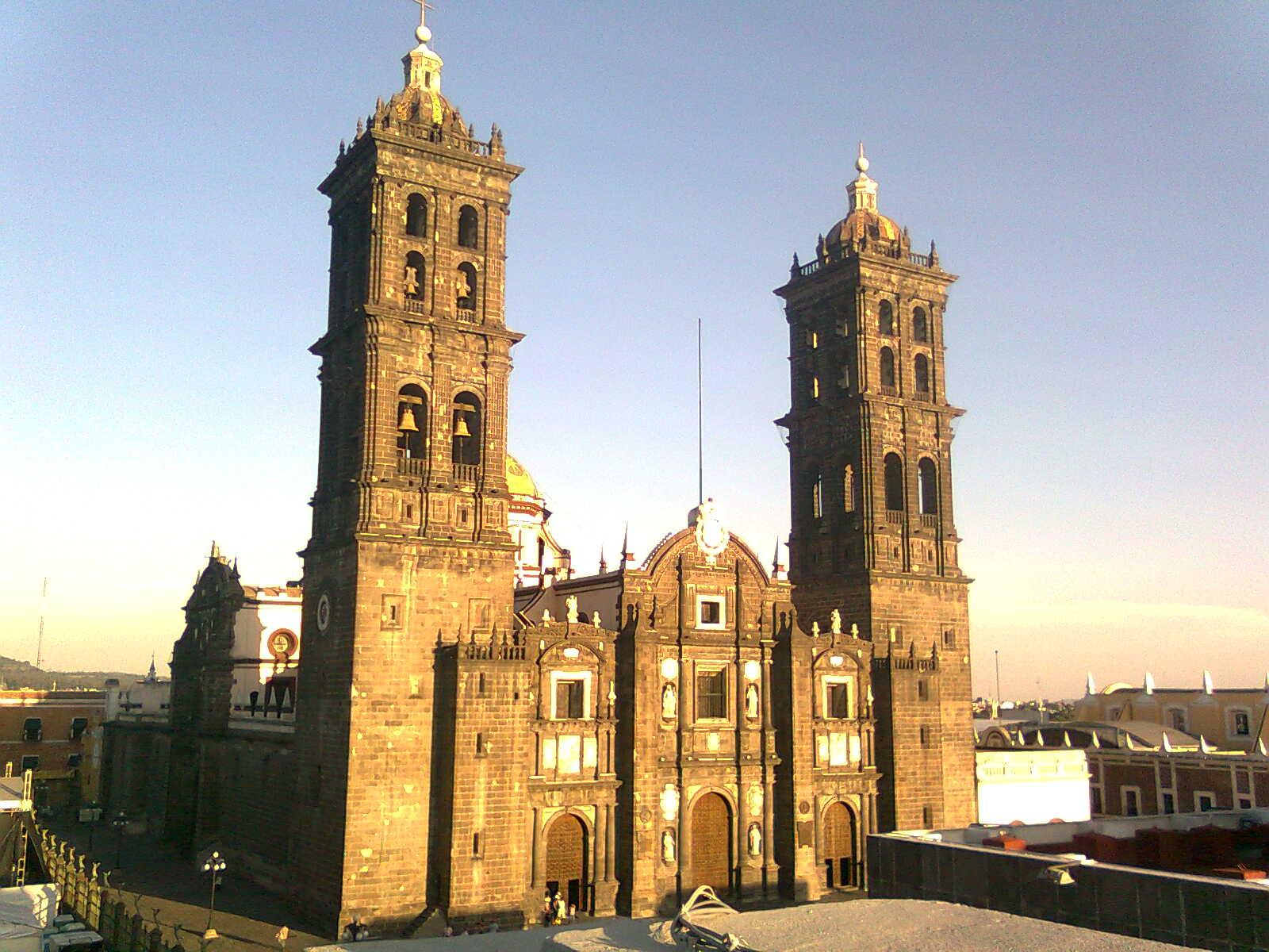 Catedral_Puebla