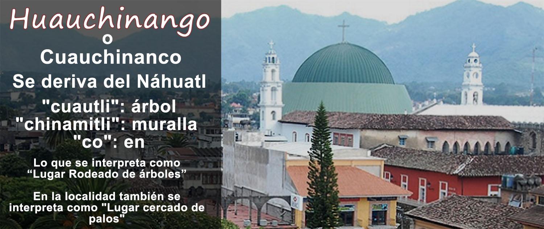 Huachinango Origen